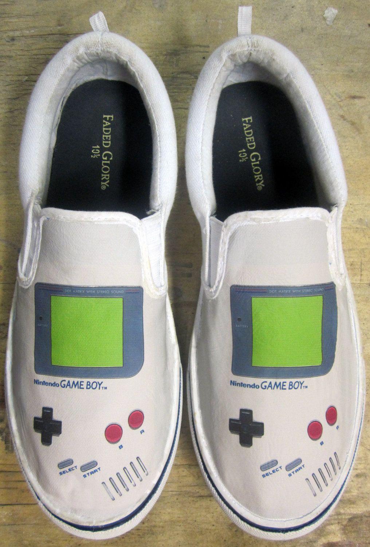 Chaussure-nintendo-jeu-video