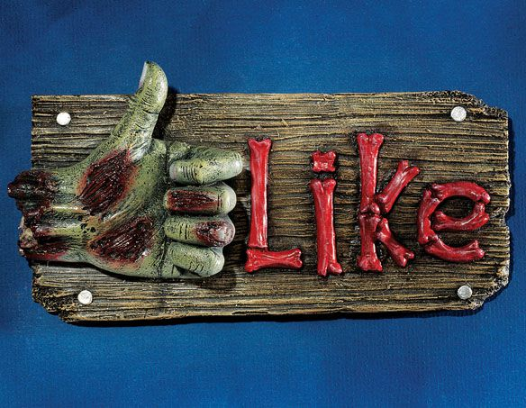 Zombie-FleshBook-LIKE-Wall-Sculpture-facebook-jaime