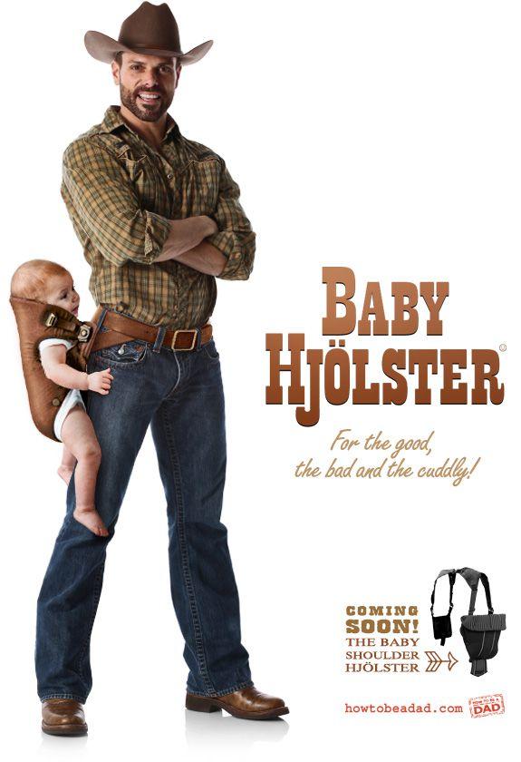 holster-bébé