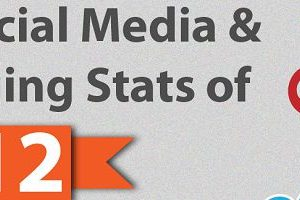 statistique-social-media-blogging-2012-in