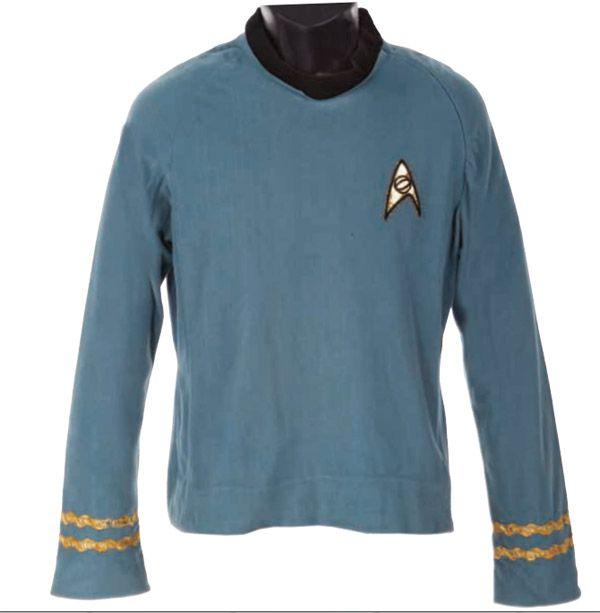 Spock-t-Shirt