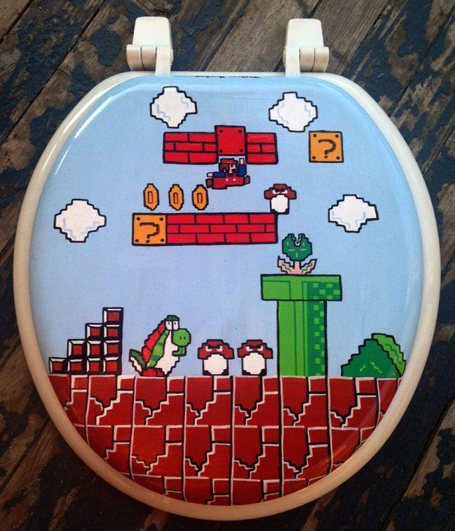 mario-8-bit-nintendo-siege-toilette-abattant-wc [649 x 758]