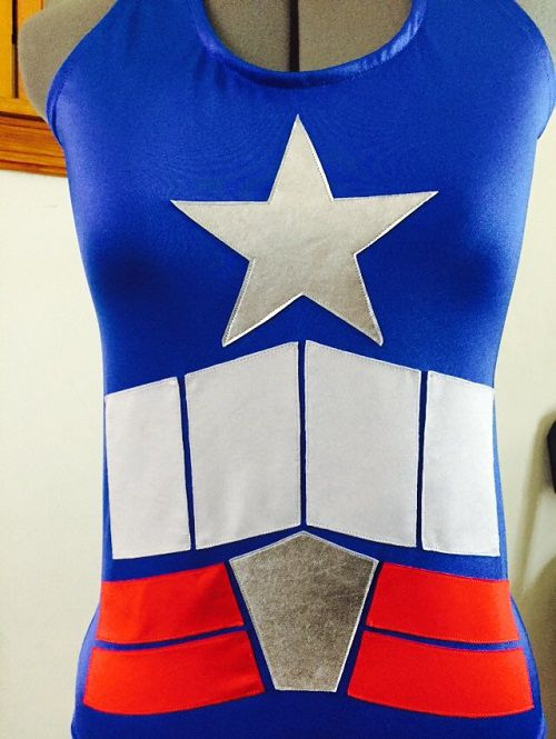 Captain-america-tank-top-running-sport [500 x 665]