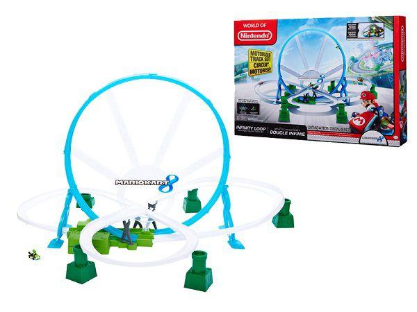 Mario Kart 8 - Circuit set Boucle Infinie