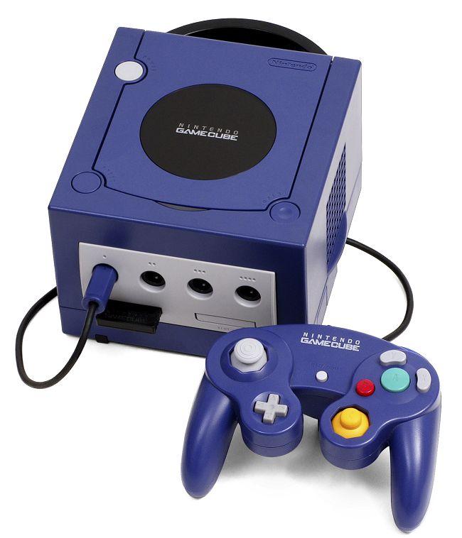 Gamecube-console [650 x 758]