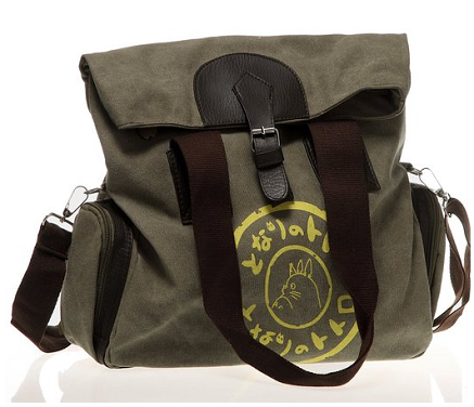 My Neighbor Totoro BAG Canvas HandBag ShoulderBag [437 x 376]