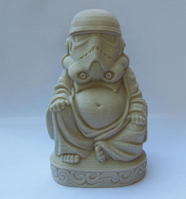 Zen Trooper - sable de Tatooine