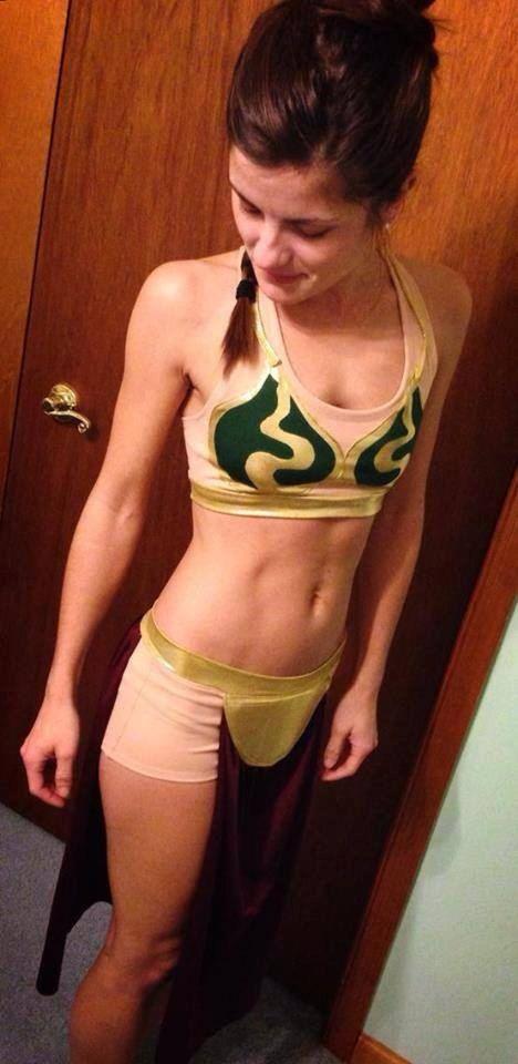 Running costume - Prnicesse Leia