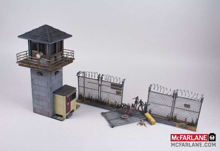 the-walking-dead-construction-set-jail-zombie-walkers [750 x 516]