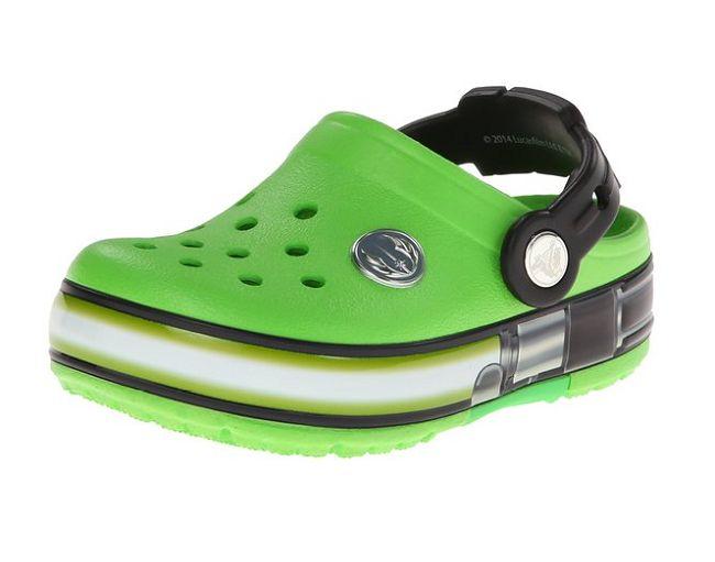 Crocs Yoda