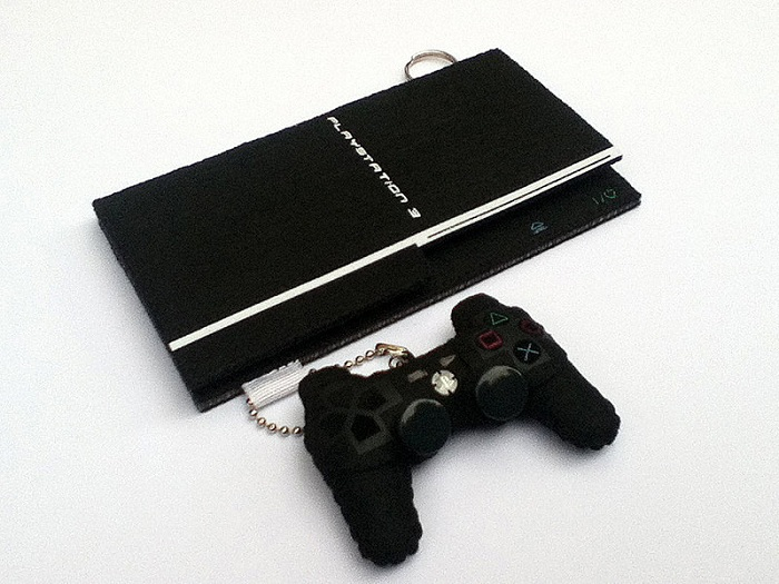 Housse PlayStation 3 pour iPhone, Samsung Galaxy, iTouch.