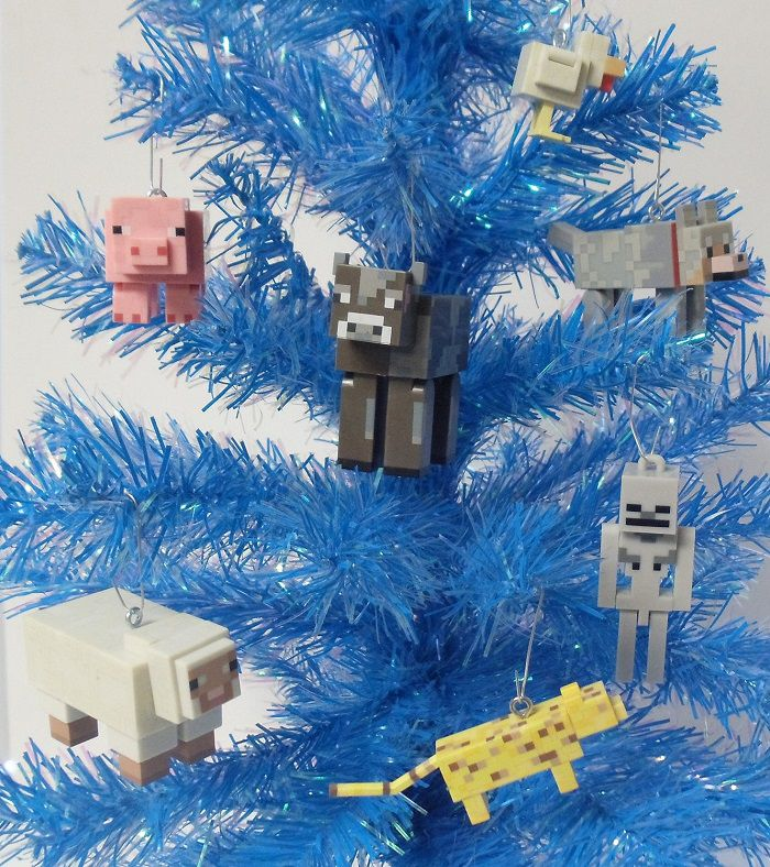 Minecraft-decoration-sapin-noel-pack-3 [700 x 788]