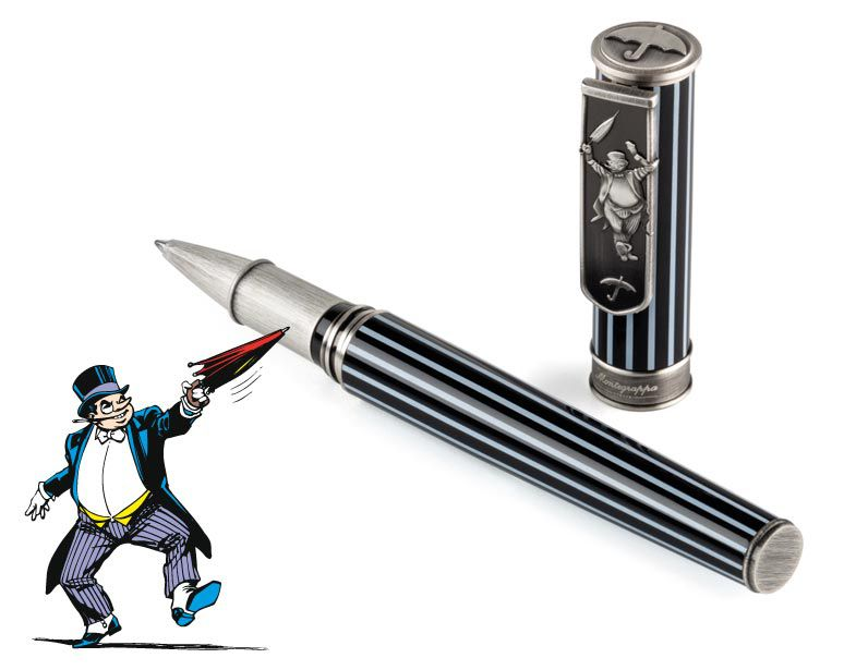 DC-Comics-pen-montegrappa-pingouin-penguin [796 x 615]