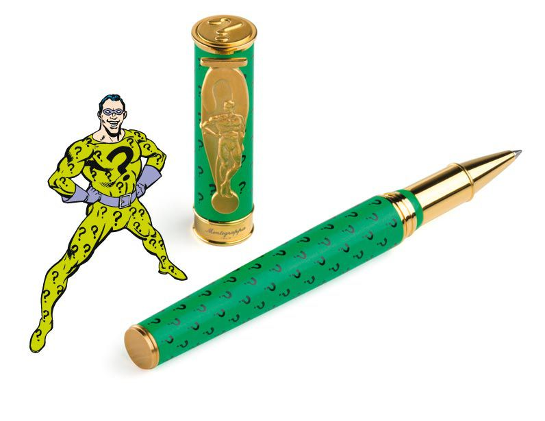 DC-Comics-pen-montegrappa-riddler-enigma [796 x 615]