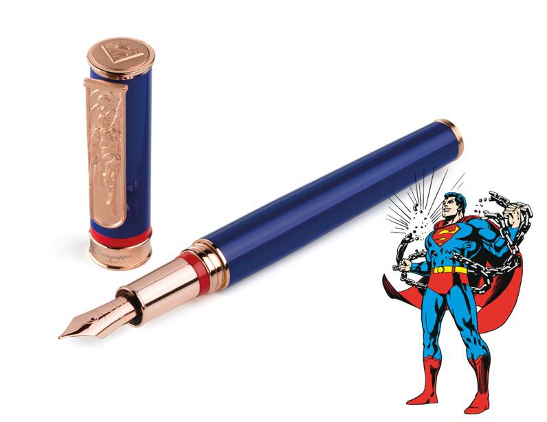 DC-Comics-pen-montegrappa-superman [796 x 615]
