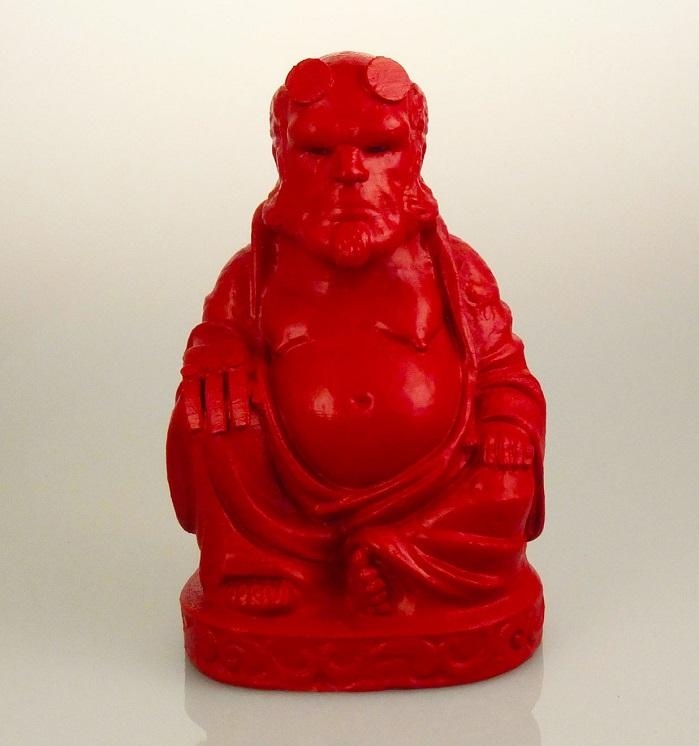 bouddha-hellboy [699 x 746]