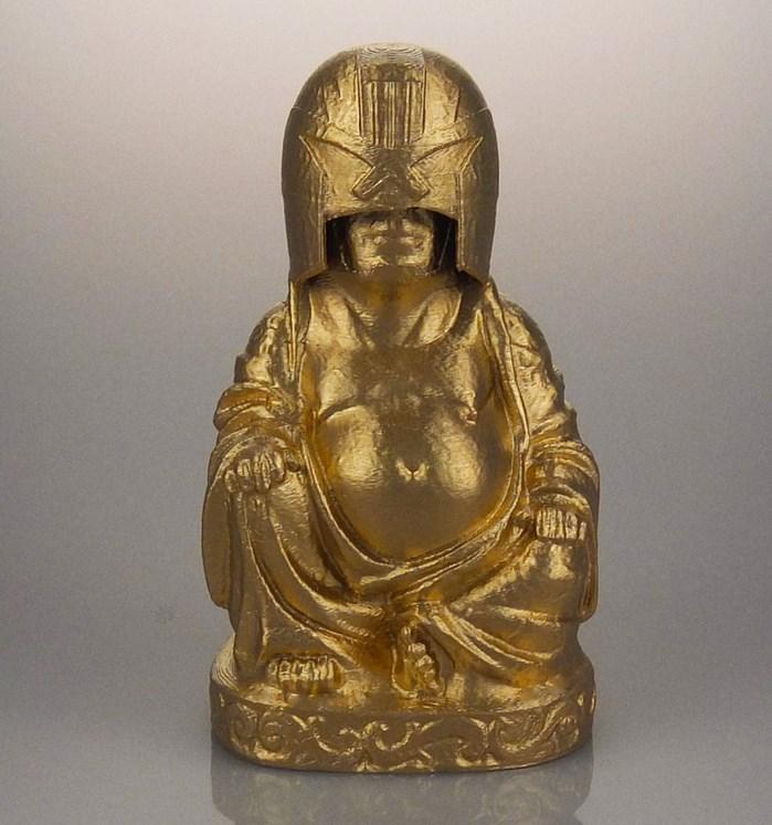 buddha-bouddha-statue-juge-judge-dredd [699 x 747]