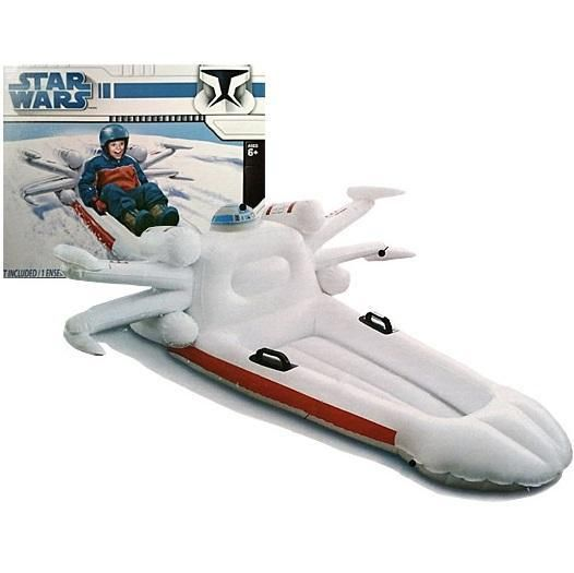 luge-xwing-snow-sledge-star-wars [526 x 525]