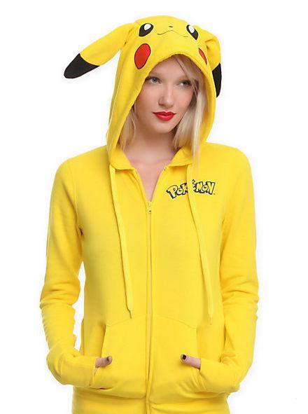 pikachu-pokemon-hoodie-sweat-capuche [440 x 591]