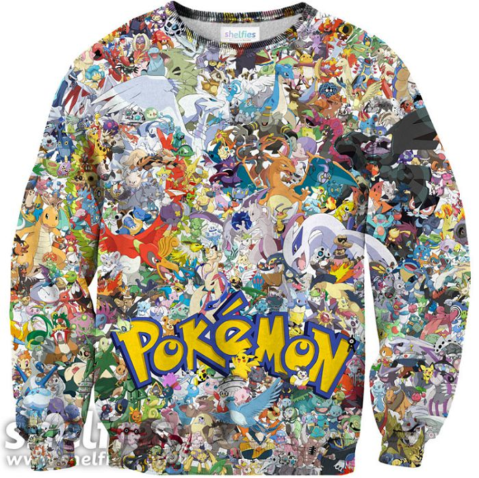 pokemon-sweat-shirt-wtf-insolite-geek [700 x 698]
