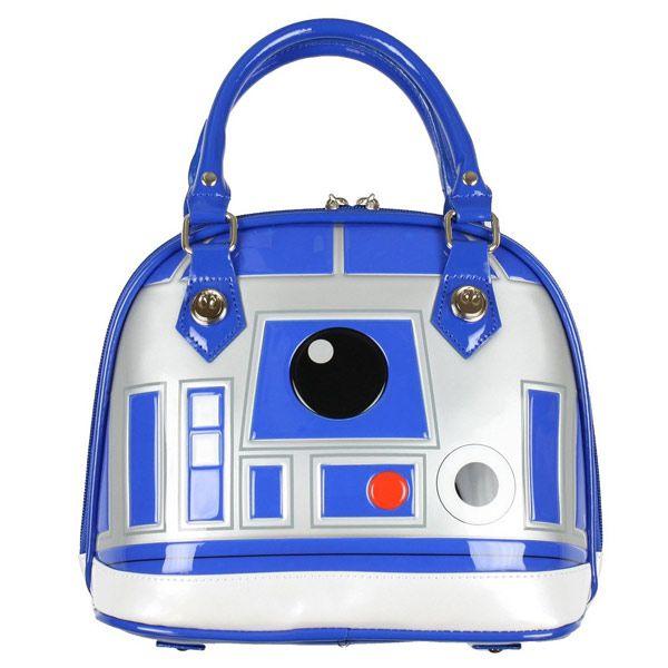 12 sacs à main Star Wars : R2 D2, Dark Vador, BB 8