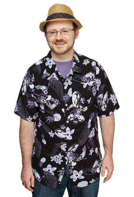 deadpool-chemise-hawaïenne [444 x 650]