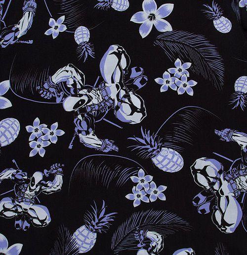 deadpool-chemise-hawaïenne [631 x 650]