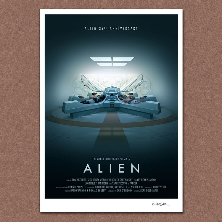 affiche-poster-film-alien-35th [750 x 750]