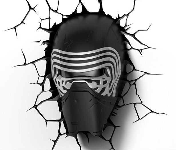 kylo-ren-casque-lampe-murale-Star-Wars-relief-3D-led [615 x 527]