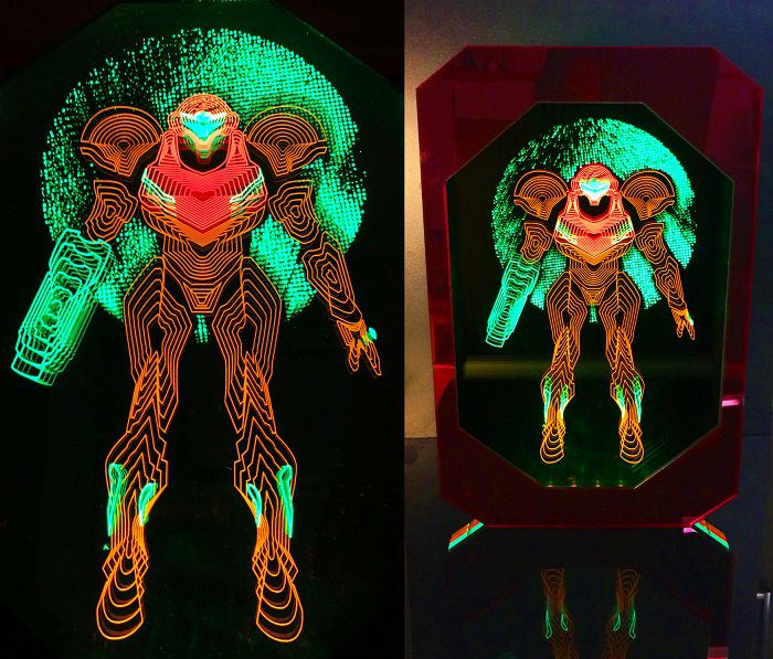 light-art-metroid-samus-aran-tableau-lumineux-led [700 x 597]