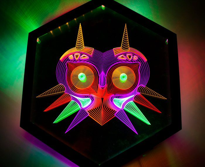 light-art-zelda-majora-mask-tableau-led-lumineux [700 x 570]