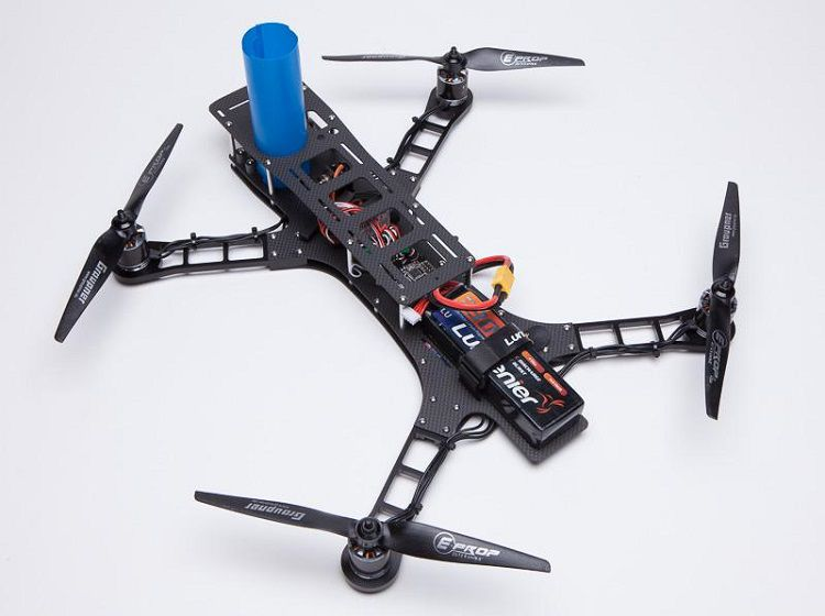 lumenier-blast-a-450-drone-quadrirotor-lanceur-nerf-projectile [750 x 560]