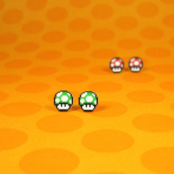 boucles-oreilles-earrings-mario-mushrooms-1up-2 [570 x 570]