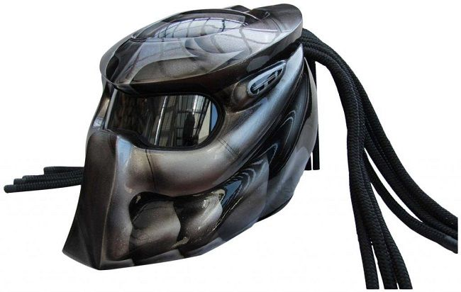 90 casques de moto predator. Black Bedroom Furniture Sets. Home Design Ideas