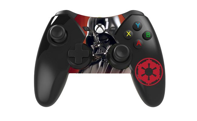 star-wars-manette-gamepad-dark-vador-xbox-one [650 x 401]