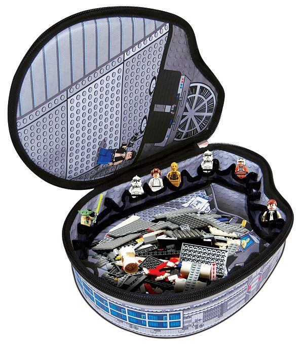 6 sacs de rangement pour vos lego star wars. Black Bedroom Furniture Sets. Home Design Ideas