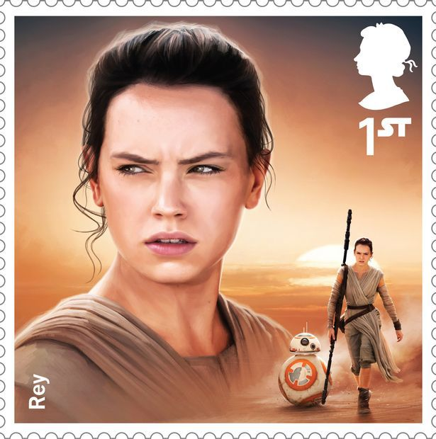 Rey-timbre-star-wars-royal-mail-collection-stamp [615 x 620]