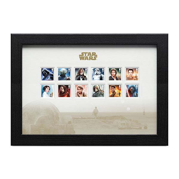 StarWars-timbre-collector-cadre-royal-mail-reveil-force [600 x 600]