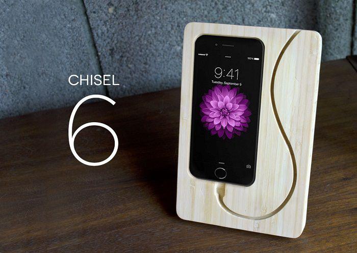 iphone-6-dock-bambou-apple-bois [700 x 497]