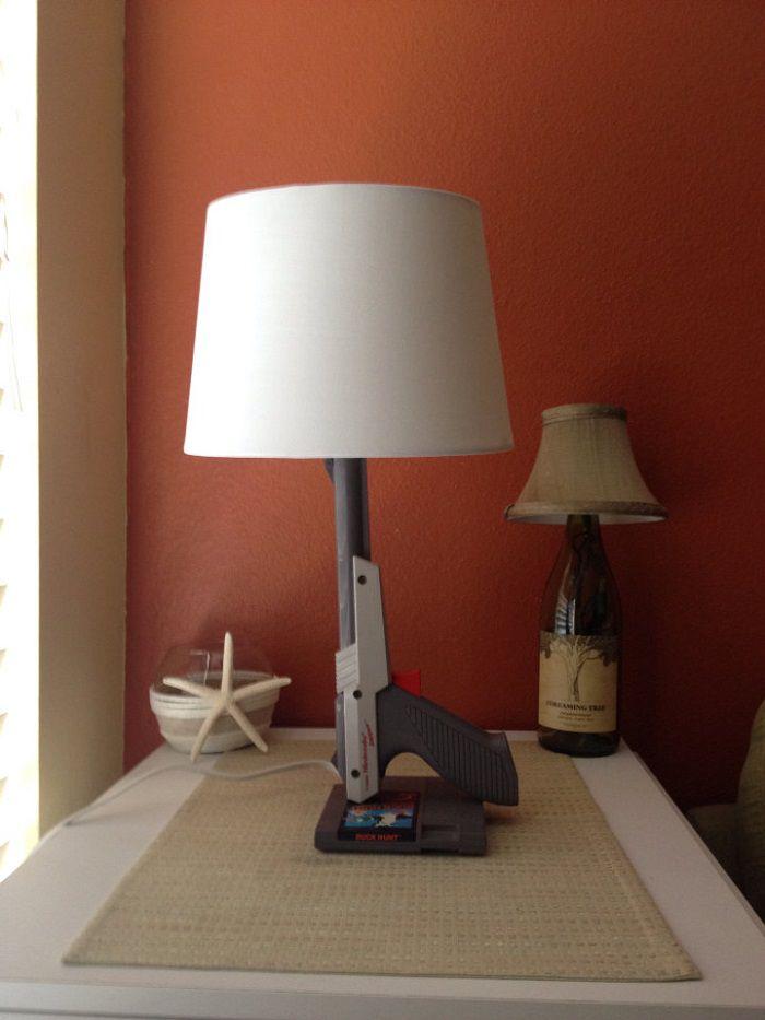 Lampe Zapper Nintendo NES Duck Hunt