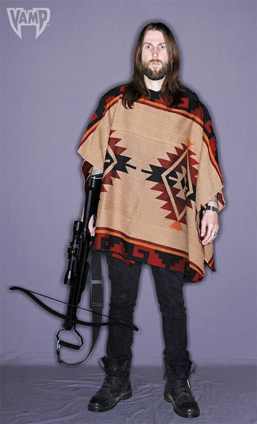 poncho-daryl-dixon-walking-dead-homme-2 [500 x 825]