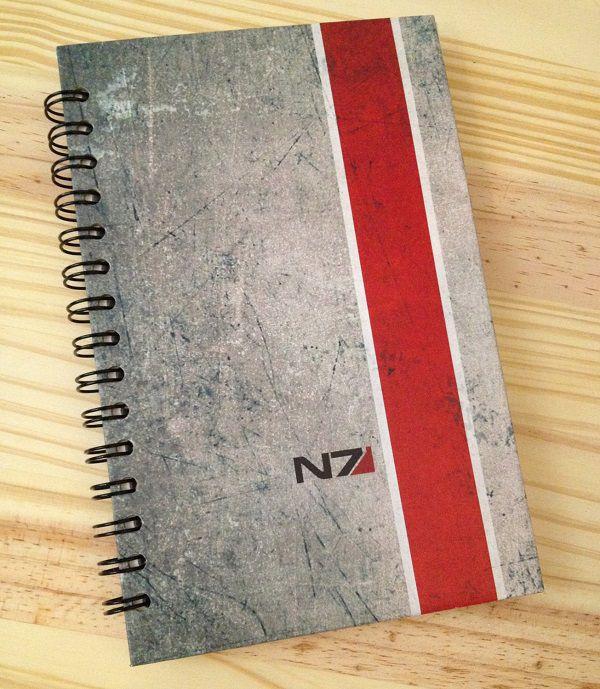 notebook-bloc-notes-mass-effect-n7-jeu-video-gaming [600 x 689]