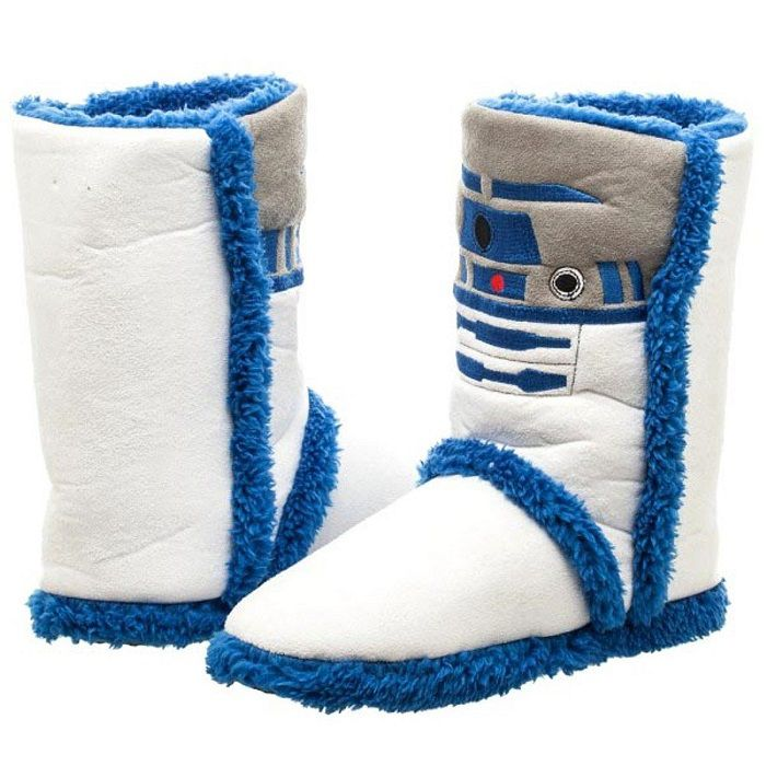r2-d2-botte-chausson-fourré-star-wars [700 x 700]