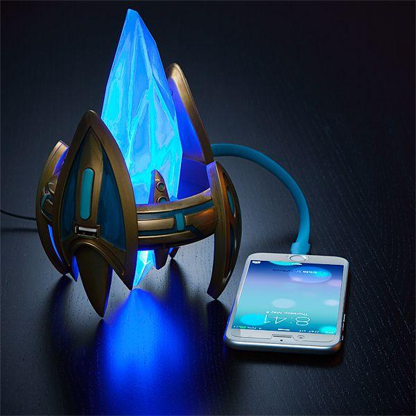 Starcraft 2 Le Chargeur Usb Pyl 244 Ne De Protoss