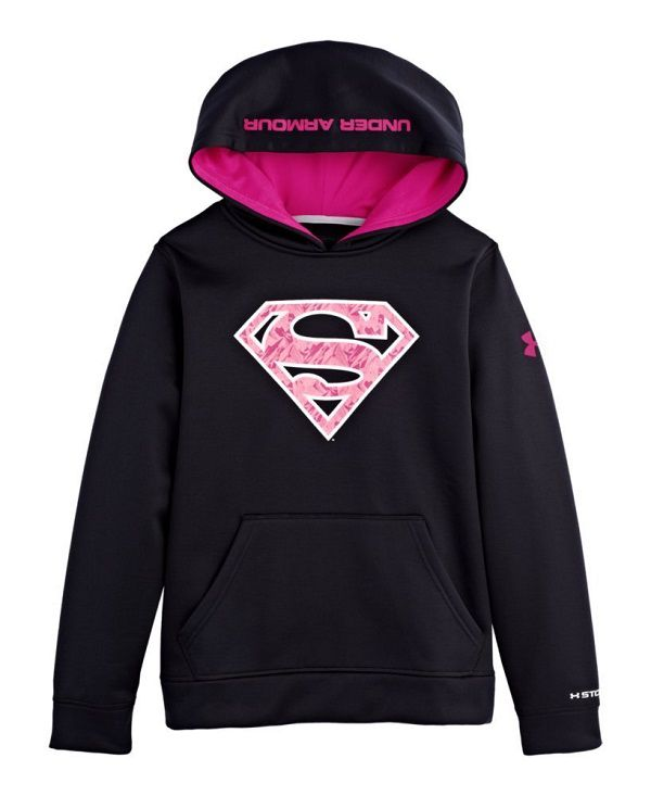 sweat-shirt-superman-under-armour-logo-rose [600 x 733]