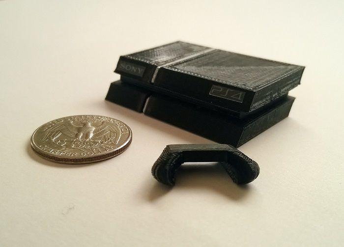 playstation-4-mini-console-jeu-video-manette-imprimante-3d [700 x 503]