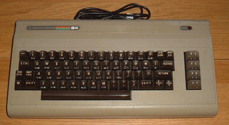commodore-64-clavier-USB-PC [750 x 410]