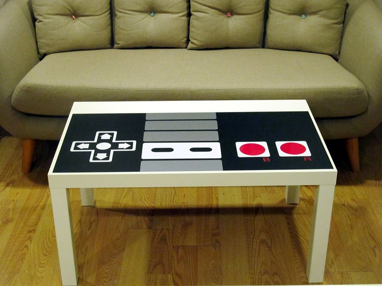 table-basse-nintendo-nes-manette-console [750 x 562]