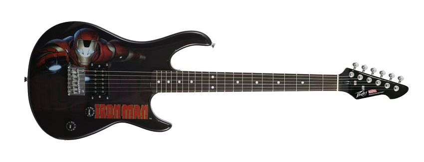 marvel-iron-man-guitare-peavey-rockmaster-electrique [850 x 326]