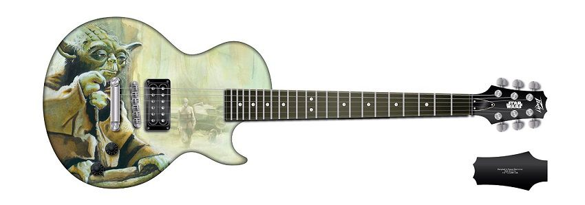 star-wars-yoda-guitare-peavey-electrique-single-cut [850 x 298]